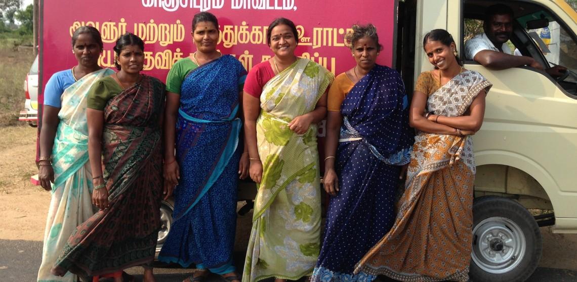 Food distribution entrepreneurs